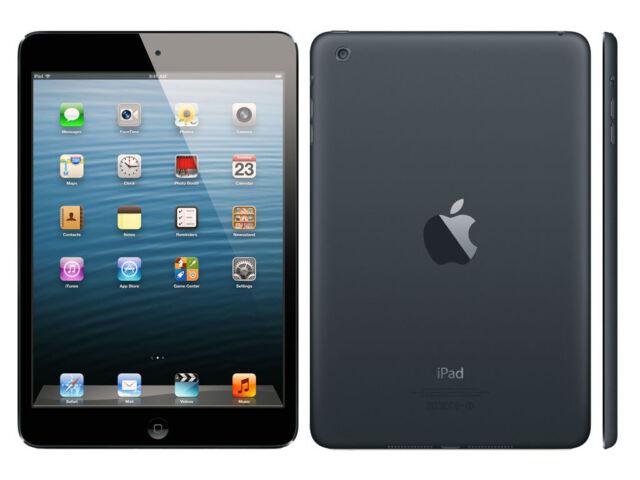 Apple iPad Mini 32gb wifi no SIM nero GRADO A rigenerato garanzia e accessori