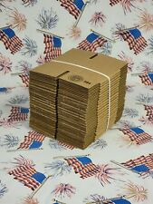Shipping Boxes 4 X 4 X 4 Bundle Quantity 25