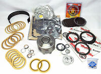 All American 4l60e Super Master Chevy Gm Truck Transmission Rebuild Kit 97-2003