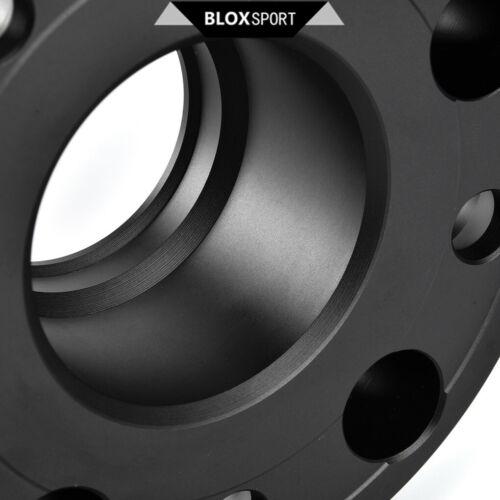 "Boxster 2016 1Pair 50mm 2/"" For Porsche Cayenne Black Wheel Spacer 5x130 CB71.6"