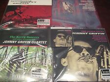 JOHNNY GRIFFIN 45 SPEED LIMITED AUDIOPHILE GIANT INTRODUCING 6LP SET + XRCD + LP