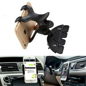 Universel-reglable-Support-Telephone-Voiture-Air-Vent-Gravity-Design-Mount-Cradle-Stand