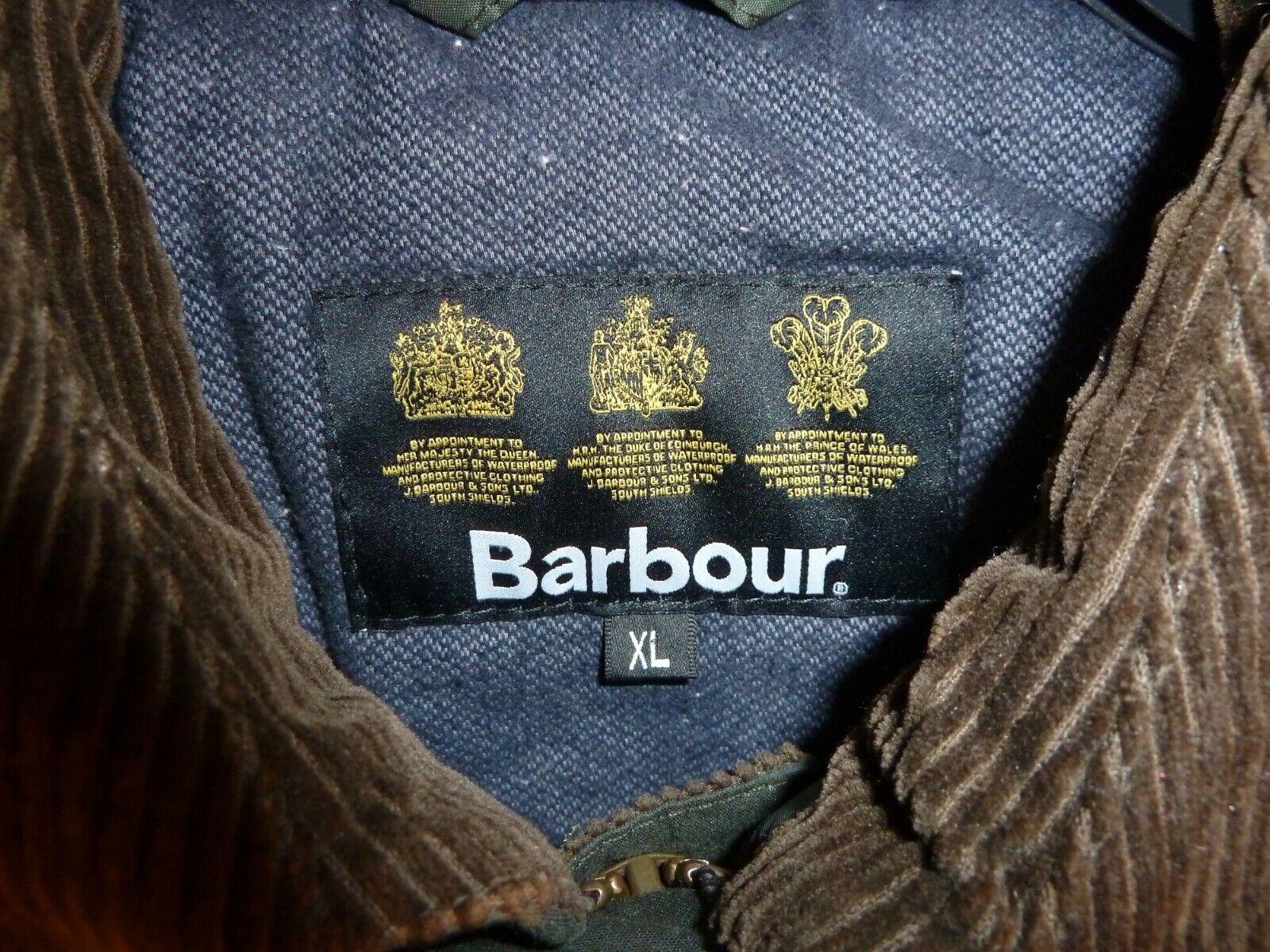 Barbour Nautical Wight Wax Jacket Waxed MWX1397 J… - image 3