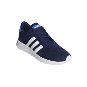 more photos f8965 bafa8 Image is loading Adidas-Kids-Shoes-Running-Lite-Racer-Boys-School-