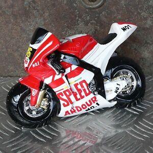 Spardose Bike Motorrad Rennsport Rot Comic Lustig Geldgeschenk