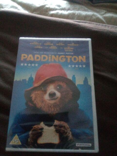 Paddington DVD 2015