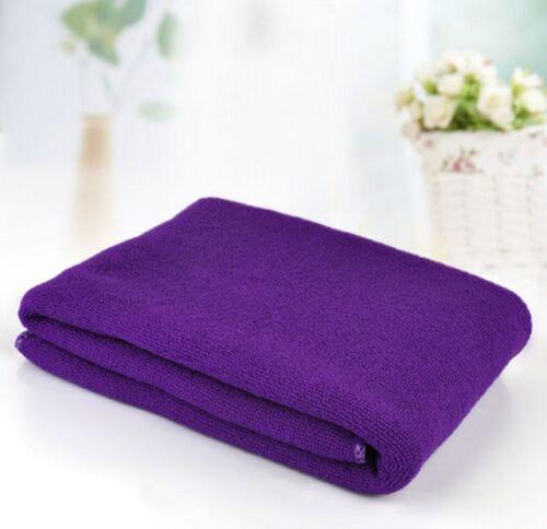 Soft Absorbent Microfiber Multi-function Large Beach Bath Towels WHOLESALE LOT