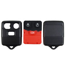 Remote Key Keyless Fob Replacement Shell Case 3 Button Pad For Ford Fits Mazda