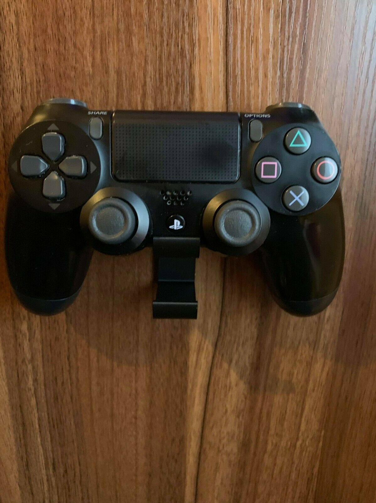 2x Play Station 4 PS4 Controller Headphone Wall Bracket Mount Holder Stand