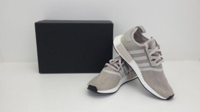 3aa33ac4b Adidas Originals NMD R1 Sesame Chalk Pearl White B76079 - BRAND NEW IN BOX