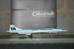 Jet-X-1-400-Braniff-International-Concorde-N94FC-JX096-Die-Cast-Model-Plane