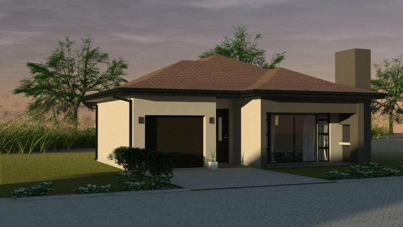 2 or 3 Bedroom Homes in Security Estate - PLOT AND PLAN - DIFFERENT OPTIONS AVAILABLE