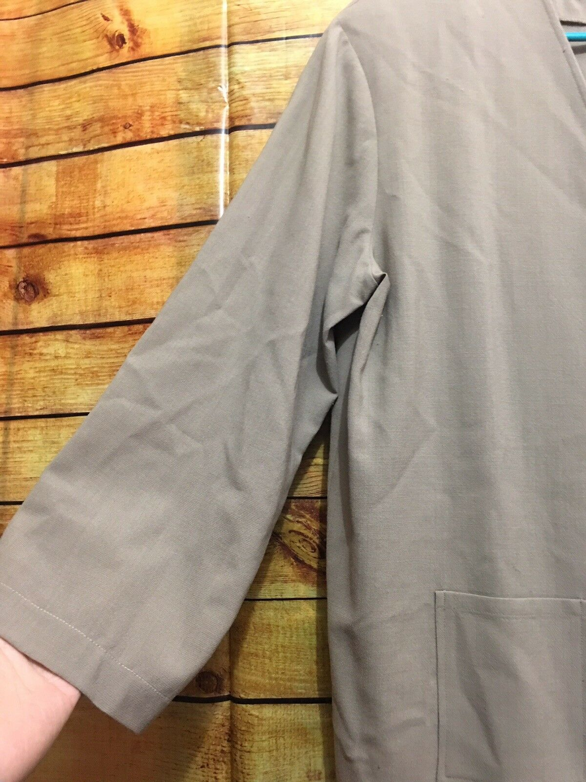 Hino & Malee Malee Malee Light Brown Blouse M Pre-owned 2c095a