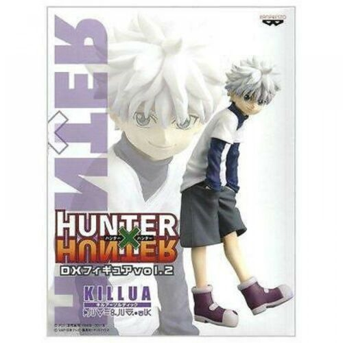 Banpresto Hunter X Hunter Killua Zaoldyeck DX Figure Vol.2 Japan Anime F//S