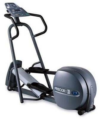 Precor Efx 5 17i Rear Drive Elliptical Trainer For Sale Online Ebay