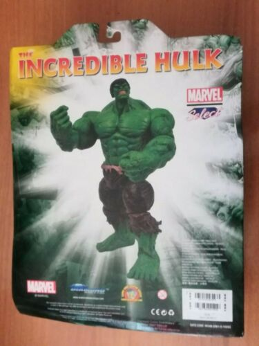 Marvel Select HULK Action figure nuova DIAMOND