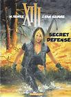 BD XIII - N°14 - Secret défense - EO - 2000 - TTBE - Vance