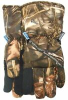 Advantage Max 4 Camo Waterproof Insulated Camo Hunting Glove, 321th, Size: Mediu on sale