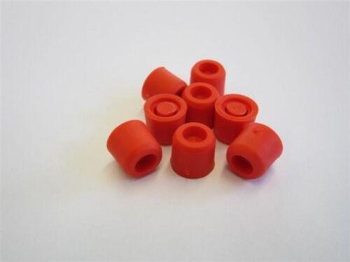 Martin Bouchon en caoutchouc//plastique pour Filetage Trous Sachet contenant 40 pièces