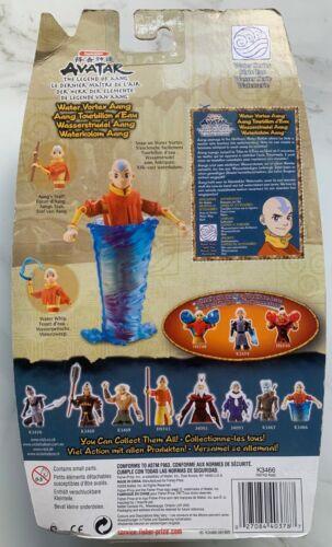 """Avatar the Last Airbender eau Vortex Aang Legend 5/"""" Action Figure eau série"""