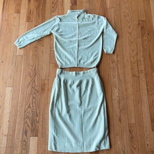 Vintage Ballantyne 100% cashmere Bonnie Cashin - image 1