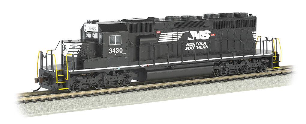 Bachmann HO Scale SD40-2 Norfolk Southern loco con DCC y Sonido Nuevo en Bx