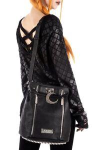 820c6c8c3c6e KillStar Eternal Eclipse Handbag Purse NEW Moon Luna Gypsy Studded ...