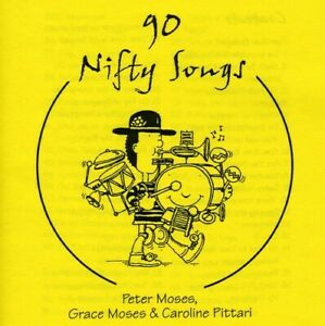 Peter Moses - 90 Nifty Songs [New CD]