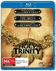 Monty Python (Blu-ray, 2013, 3-Disc Set)