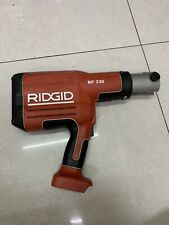 Ridgid Rp330 Propress Tool Crimping Crimper Tool Only
