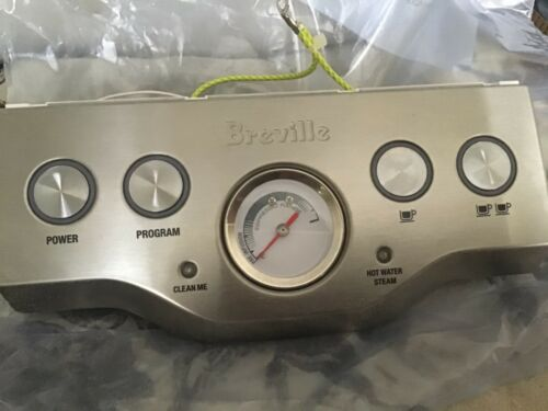 Breville BES840XL Touchscreen replacement part genuine not aftermarket Tested