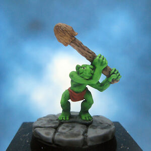 Painted-Citadel-Games-Workshop-Miniature-Snotling-IV