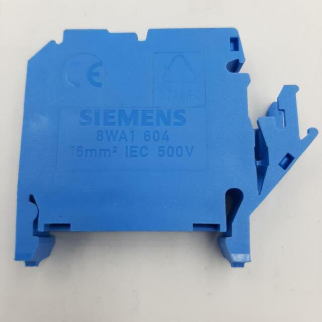 N-TRENNKLEMME Siemens 8WA1604