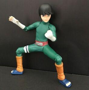Actif Naruto Shonen Jump 2002 Masashi Kishimoto Rock Lee Action Position Figure Anime-afficher Le Titre D'origine Moderne Et EléGant à La Mode