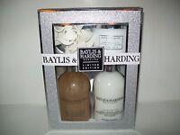 Baylis & Harding Bath Limited Edition Jojoba Crystals & Almond Oil Lotion/wash
