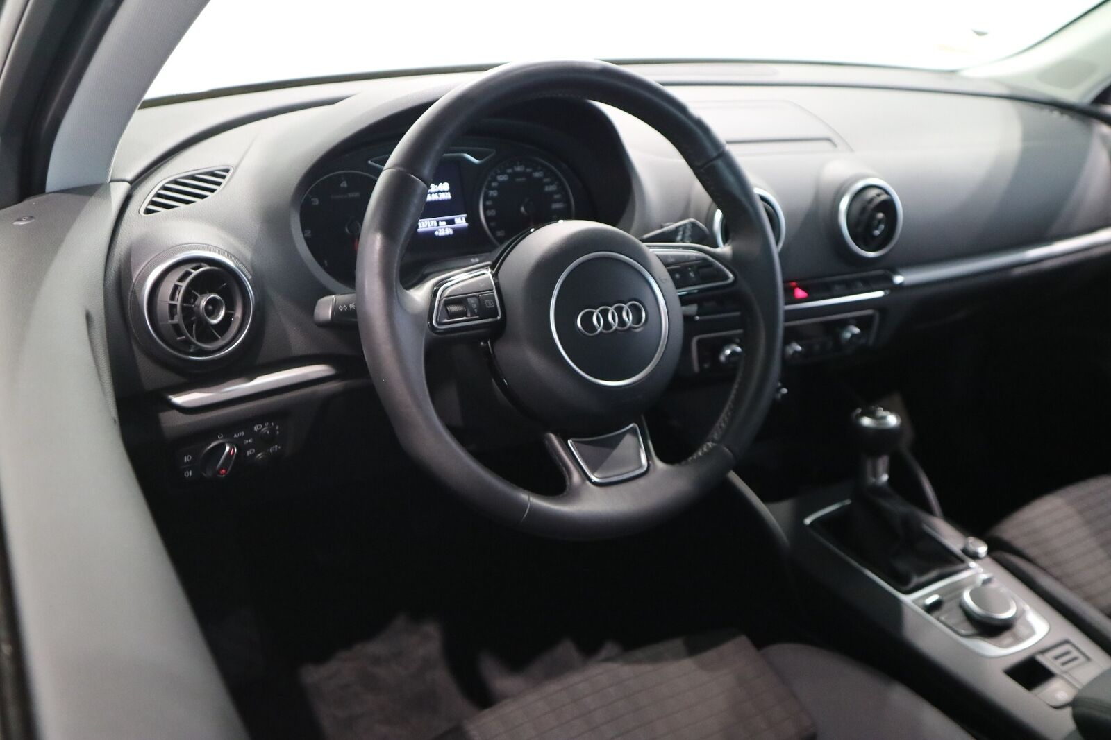 Audi A3 1,6 TDi Ambition Sportback - billede 8
