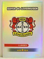 Match Attax 2016/17 Bundesliga - #337 Bayer 04 Leverkusen - Clubkarte / Wappen