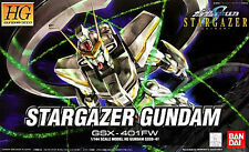 Bandai Seed 144-47 HG 1/144 GSX-401FW Stargazer Gundam