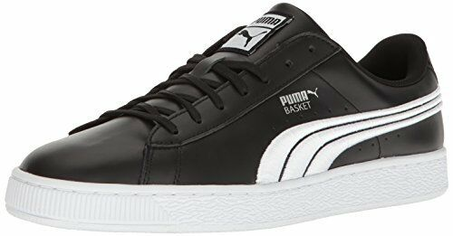 PUMA 36255002 Mens Basket Classic Badge Fashion Sneaker- Choose SZ/Color.