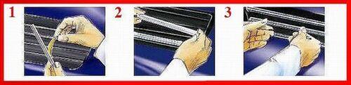 FOR 1999 2000 2001 2002 INFINITI G20 CHROME GRILLE GRILL TRIM 5YR WRNTY