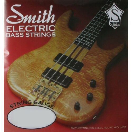 Ken Smith AA-MM-H Metal Masters Stainless Electric Bass Strings Heavy 50-110