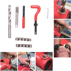 Metric-Thread-Repair-Insert-Kit-M5-M6-M8-Helicoil-Pro-Coil-Tools-JE