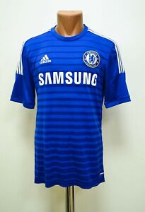 CHELSEA-2014-2015-HOME-FOOTBALL-SHIRT-JERSEY-ADIDAS-SIZE-M-ADULT