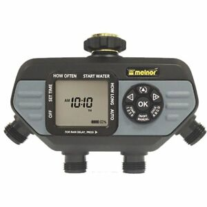 Melnor Hydrologic Electronic 4-Zone Day Specific
