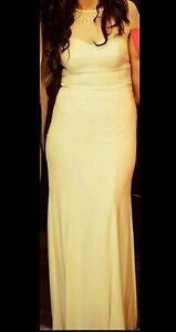 42 42 Größe Größe Weiß Abendkleid Weiß Elegant Elegant 42 Abendkleid Größe Weiß Abendkleid qRHZ4a4Iw