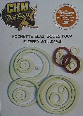 POCHETTE D/'ELASTIQUES POUR FLIPPER WILLIAMS OXO
