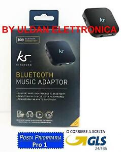 RICEVITORE-TRASMETTITORE-JACK-3-5MM-BLUETOOTH-V3-AUTO-AUX-STEREO-AUDIO-KITSOUND
