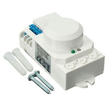 SK-805 AC 220V-240V 5.8GHz Microwave Radar Sensor Body Motion HF Detector Light