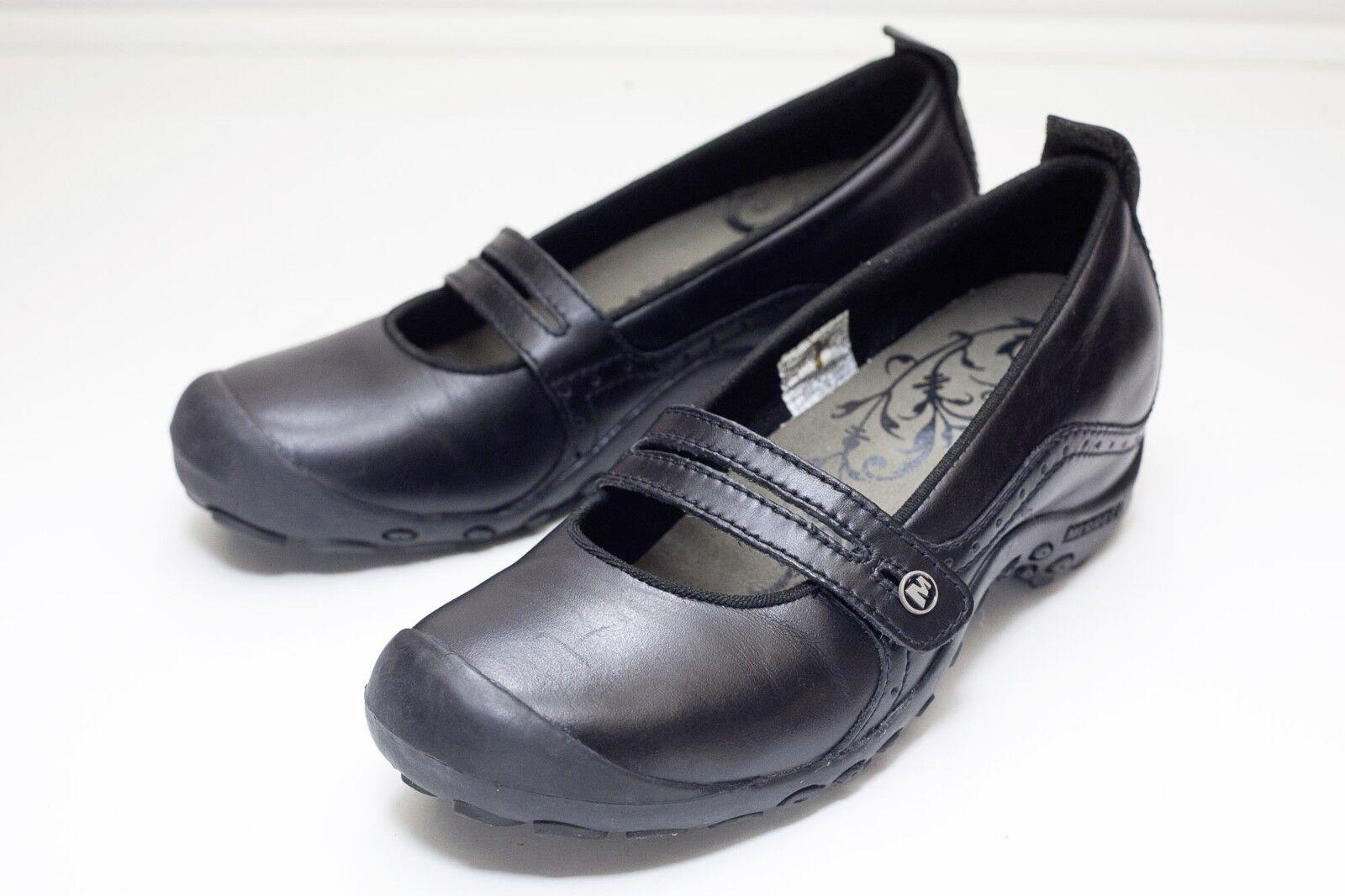 Merrell 7 Black Mary Jane Women's shoes