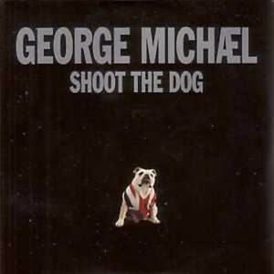 CD-single-George-MICHAEL-Shoot-the-dog-2-tracks-CARD-SLEEVE-NEW